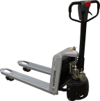 Semi-Electric pallet-truck